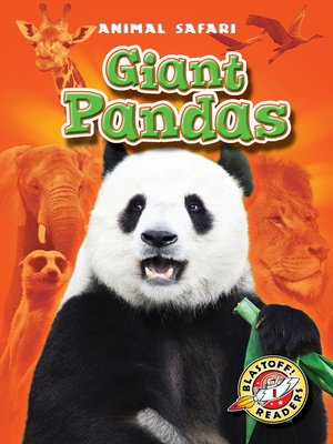 cover image of Giant Pandas