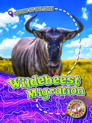 cover image of Wildebeest Migration
