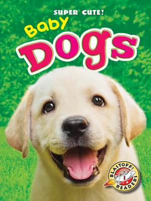 cover image of Baby Dogs