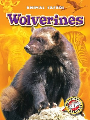 cover image of Wolverines