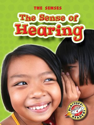 cover image of The Sense of Hearing
