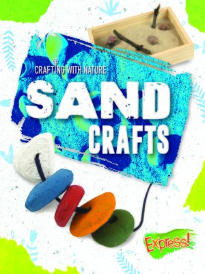 cover image of Sand Crafts