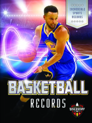 cover image of Basketball Records