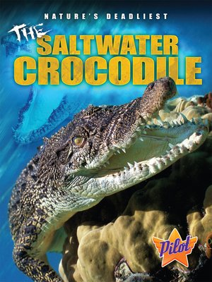 cover image of The Saltwater Crocodile