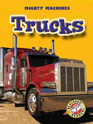 cover image of Trucks