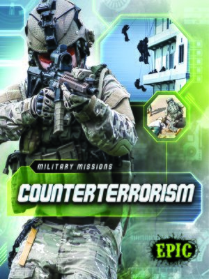 cover image of Counterterrorism