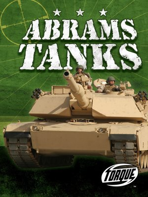 cover image of Abrams Tanks