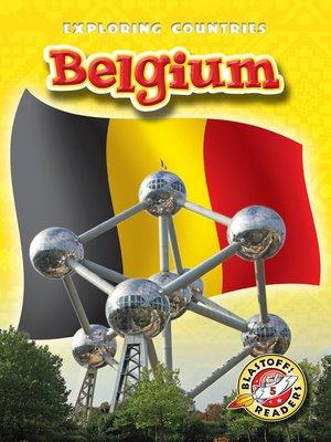 cover image of Belgium
