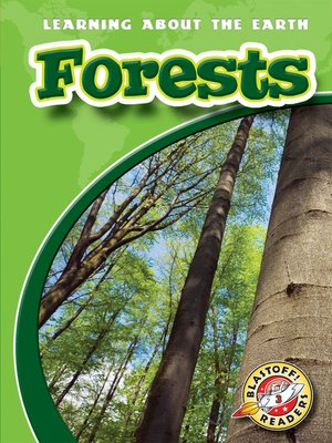cover image of Forests