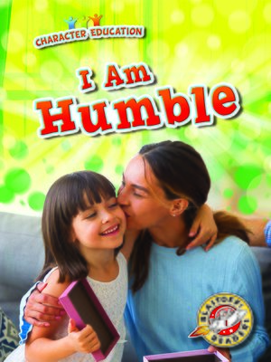 cover image of I Am Humble
