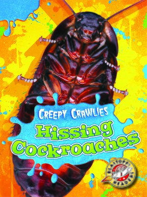 cover image of Hissing Cockroaches