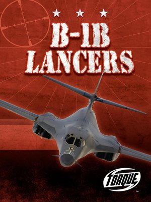 cover image of B-1B Lancers