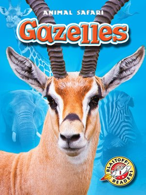 cover image of Gazelles
