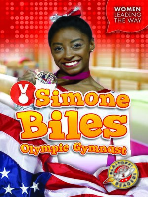 cover image of Simone Biles: Olympic Gymnast