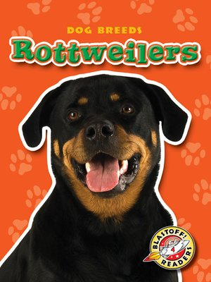 cover image of Rottweilers