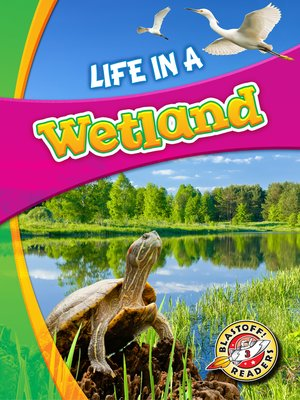 cover image of Life in a Wetland