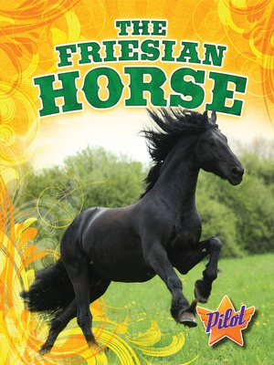 cover image of The Friesian Horse