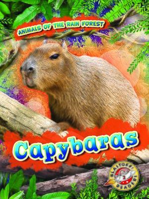 cover image of Capybaras