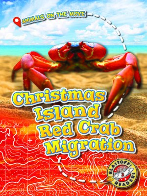 cover image of Christmas Island Red Crab Migration