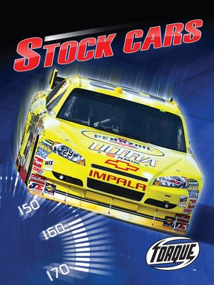 cover image of Stock Cars