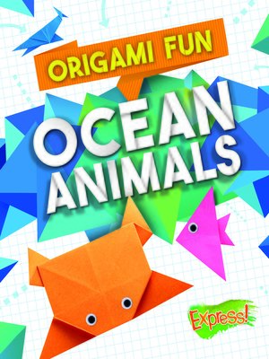 cover image of Ocean Animals