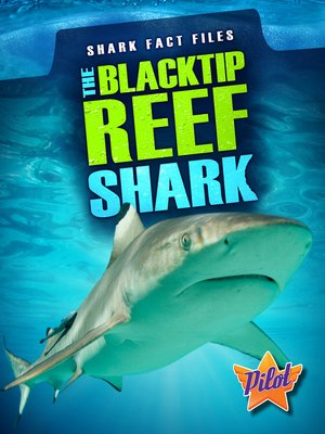 cover image of The Blacktip Reef Shark