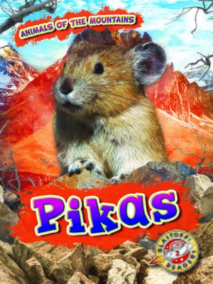 cover image of Pikas