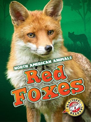 cover image of Red Foxes