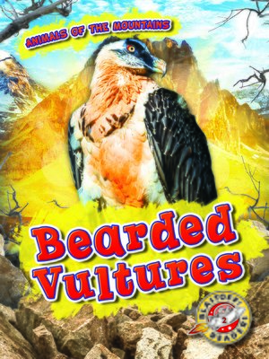 cover image of Bearded Vultures