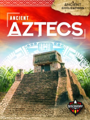 cover image of Ancient Aztecs