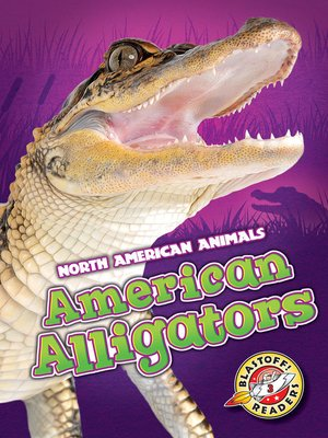 cover image of American Alligators
