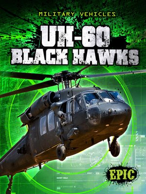 cover image of UH-60 Black Hawks