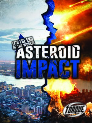 cover image of Asteroid Impact