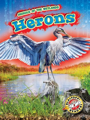 cover image of Herons
