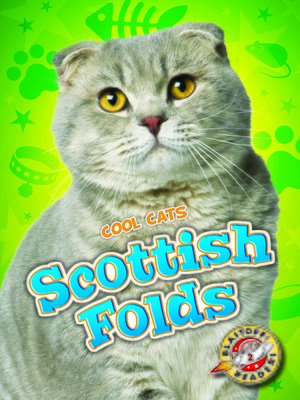 cover image of Scottish Folds