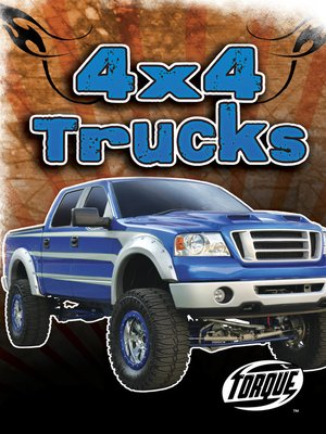 cover image of 4x4 Trucks