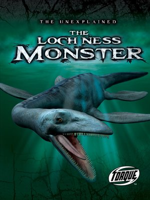 cover image of The Loch Ness Monster