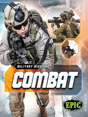 cover image of Combat