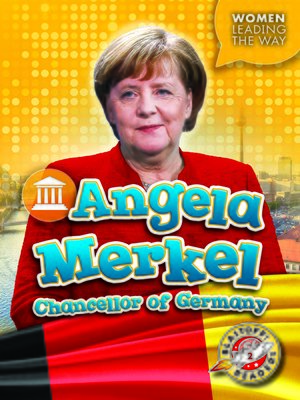 cover image of Angela Merkel: Chancellor of Germany