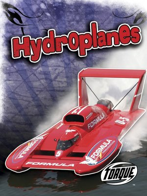 cover image of Hydroplanes