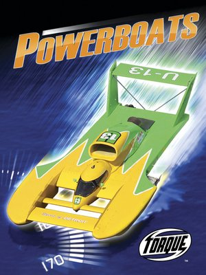 cover image of Powerboats