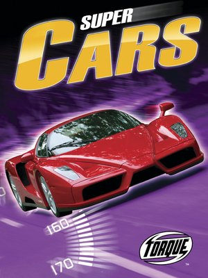 cover image of Super Cars