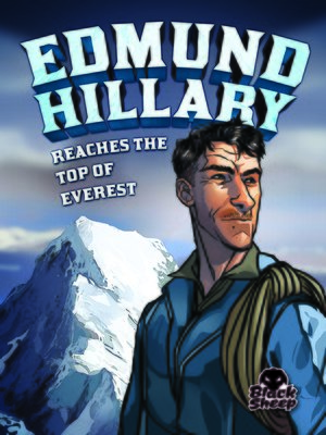 cover image of Edmund Hillary Reaches the Top of Everest