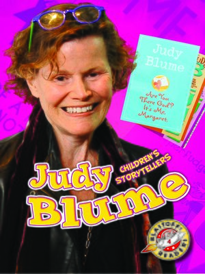 cover image of Judy Blume
