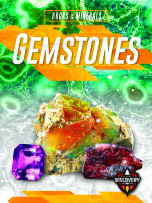 cover image of Gemstones