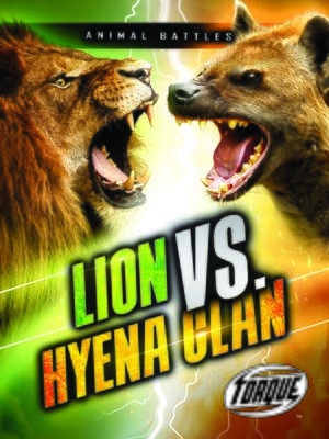 cover image of Lion vs. Hyena Clan