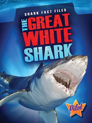cover image of The Great White Shark