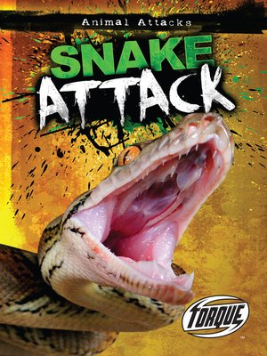 cover image of Snake Attack