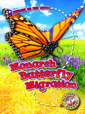 cover image of Monarch Butterfly Migration