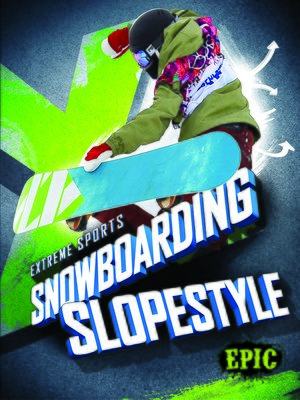 cover image of Snowboarding Slopestyle